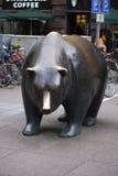 Stock exchange frankfurt Stock Photo