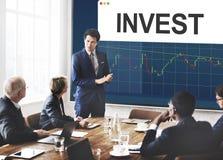 Stock Exchange Marketing Business Economics Concept Stock Photography