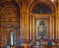 Stock Exchange Room Stock Photo