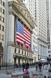 Stock Exchange View Stock Image