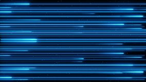 Stock footage beautiful color rain neon illuminating digital design concept animation 4K lOOP. Sets stock video