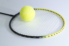 Stock for game in tennis Stock Photography