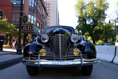 Stock image of a Antique Car royalty free stock photography