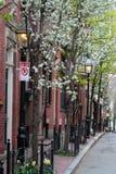 Stock image of Beacon Hill, Boston Royalty Free Stock Image