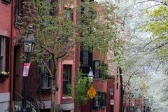 Stock image of Beacon Hill, Boston Royalty Free Stock Photo