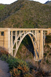 Stock image of Bixby Bridge, Big Sur, california, USA Stock Photos