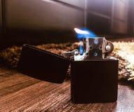 Cigarette lighter stock photos