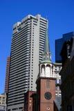Stock image of Boston city, USA royalty free stock photo
