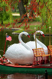 Stock image of Boston Common and Public Garden, USA Stock Images