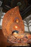 Stock image of Byodo-In Temple, O'ahu, Hawaii, USA Stock Image