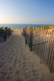 Stock image of Cape Cod, Massachusetts, USA.  Royalty Free Stock Images