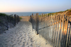 Stock image of Cape Cod, Massachusetts, USA. Cape Cod is an arm-shaped peninsula nearly coextensive with Barnstable County, Massachusetts[1] and forming the Royalty Free Stock Images