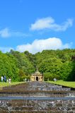 Stock image of Chatsworth House, Derbyshire, Britain.  Stock Photos