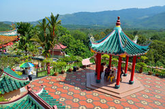 Stock image of Chinese Temple in Broga, Malaysia Royalty Free Stock Photos