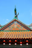Stock image of Chinese Temple in Broga, Malaysia Royalty Free Stock Image