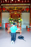 Stock image of Chinese Temple in Broga, Malaysia Stock Image