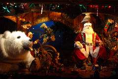 Stock image of Christmas decoration in USA Stock Images