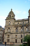Stock image of City Chambers in George Square, Glasgow, Scotland Royalty Free Stock Images