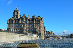Stock image of Edinburgh, Scotland, UK Royalty Free Stock Photo