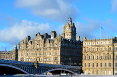 Edinburgh, Scotland, UK Royalty Free Stock Photography