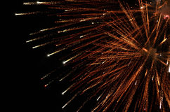 Stock image of fireworks royalty free stock images