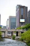 Stock image of Gangnam district in Seoul, Korea Stock Photos