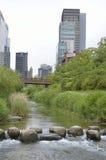 Stock image of Gangnam district in Seoul, Korea Royalty Free Stock Image