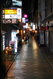 Stock image of Gion, Kyoto, Japan Royalty Free Stock Photography
