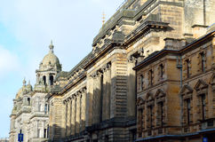 Stock image of Glasgow, Scotland Royalty Free Stock Photo