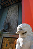 Stock image of Grauman's Chinese Theater in Hollywood Royalty Free Stock Images