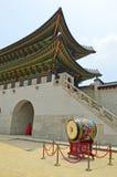 Stock image of Gyeongbok Palace, Seoul, Korean Republic Stock Photography