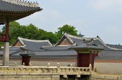 Stock image of Gyeongbok Palace, Seoul, Korean Republic Royalty Free Stock Image