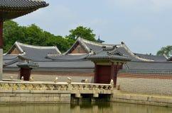 Stock image of Gyeongbok Palace, Seoul, Korean Republic Royalty Free Stock Images