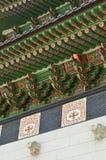 Stock image of Gyeongbok Palace, Seoul, Korean Republic Stock Photo