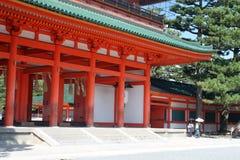 Stock image of Heian Shrine, Kyoto, Japan Stock Image