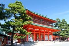 Stock image of Heian Shrine, Kyoto, Japan Stock Photos