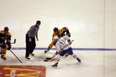 Stock image of Ice Hockey Game.  royalty free stock photo