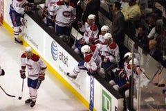 Stock image of Ice Hockey Game.  stock photos