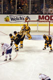 Stock image of Ice Hockey Game at Boston.  stock images