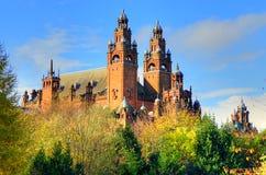 Stock image of Kelvingrove Park - Glasgow, Scotland Stock Images