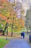 Stock image of Kelvingrove Park - Glasgow, Scotland Royalty Free Stock Photo