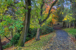 Stock image of Kelvingrove Park - Glasgow, Scotland Stock Photos