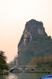 Stock image of Li River, Guilin, China Stock Photography