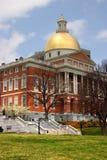 Stock image of Massachusetts State House Royalty Free Stock Photo