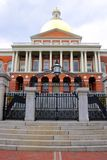 Stock image of Massachusetts State House Royalty Free Stock Images