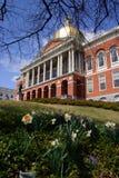 Stock image of Massachusetts State House Stock Photos