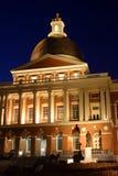 Stock image of Massachusetts State House, Boston Royalty Free Stock Image