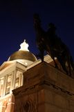 Stock image of Massachusetts State House, Boston Stock Image