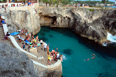 Stock image of Negril at Jamaica Royalty Free Stock Image