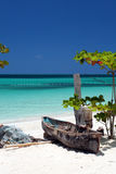 Stock image of Negril in Jamaica Royalty Free Stock Photos